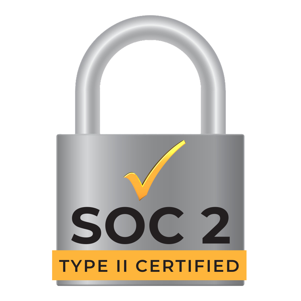 SOC 2 Certified Logo